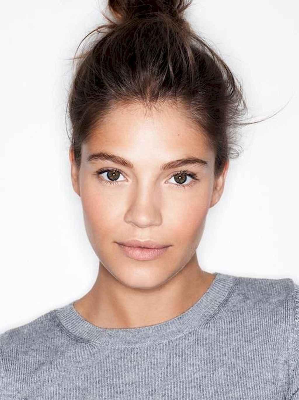 33 Gorgeous Natural Makeup Looks Ideas