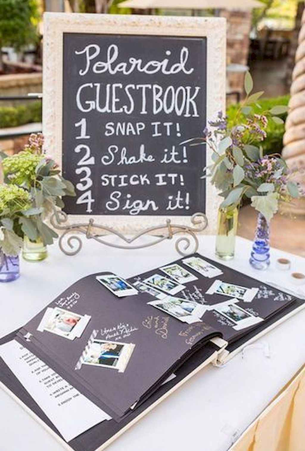 23 Memorable Bridal Shower Photo Book Ideas