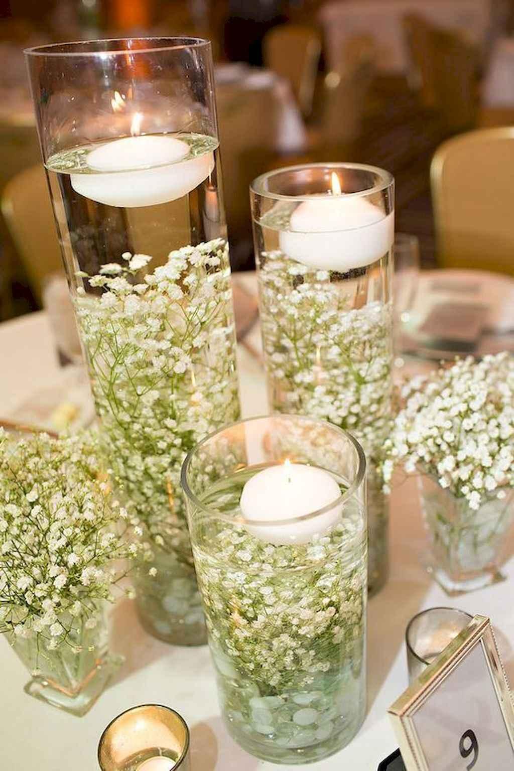 83 Simple And Easy Wedding Centerpiece Ideas Bellestilo